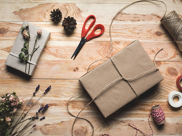 Pack and Mail Plus gift bags