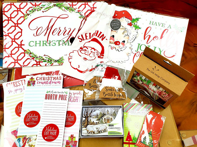 Pack and Mail Plus greeting cards