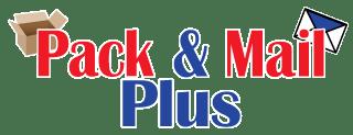 Pack N Mail Plus Logo